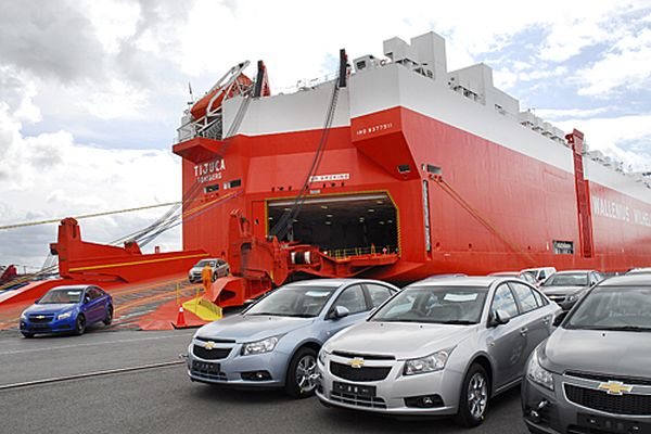 International Ocean Shipment